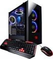 iBUYPOWER - Element Gaming Desktop- Intel Core i7-8700- 16GB Memory - NVIDIA GeForce GTX 1060 - 2TB Hard Drive + 240GB SSD - Black