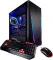 iBUYPOWER - Gaming Desktop - Intel Core i5-9400F - 8GB Memory - NVIDIA GeForce RTX 2060 - 1TB Hard Drive + 120GB Solid State Drive - Black