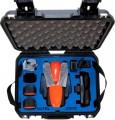 Autel Robotics - EVO Rugged Bundle Drone with Remote Controller - Black And Orange