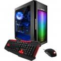 iBUYPOWER - Desktop - AMD FX 8320 - 16GB Memory - NVIDIA GeForce GTX 1060 - 120GB Solid State Drive + 1TB Hard Drive - Black