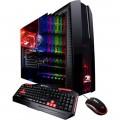 iBUYPOWER - Desktop - AMD Ryzen 5 2600 - 8GB Memory - RTX 2060 6GB - 2TB Hard Drive + 240GB Solid-State Drive - Black/Red
