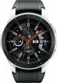 Samsung - Galaxy Watch Smartwatch 46mm Stainless Steel LTE (unlocked) - Silver