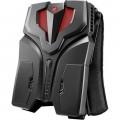 MSI - VR One Backpack Desktop - Intel Core i7-7820HK - 16GB Memory - NVIDIA GeForce GTX 1070 - 512GB Solid State Drive - Black