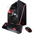 iBUYPOWER - Desktop - AMD FX 6300 - 16GB Memory - NVIDIA GeForce GT 730 - 2TB Hard Drive - Black/Red