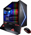 iBUYPOWER - Desktop - Intel Core i7 - 16GB Memory - NVIDIA GeForce RTX 2070 - 1TB Solid State Drive - Black/Gray-6292002