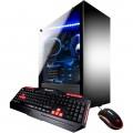 iBUYPOWER - ARC Desktop - AMD Ryzen 5-Series - 8GB Memory - 120GB Solid State Drive - Black